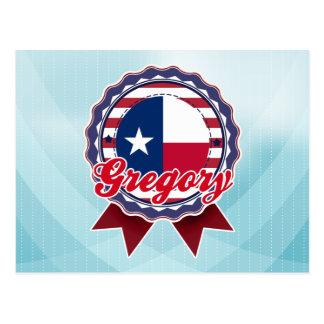 Gregory, TX Postal