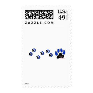 GregRobert Official Paw Print Designer Stamp