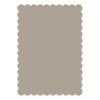 Greige Solid Color Customize It Card