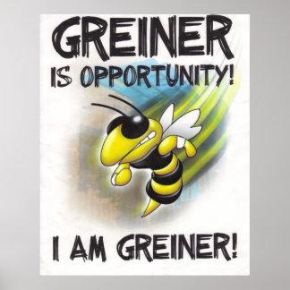 Greiner Poster