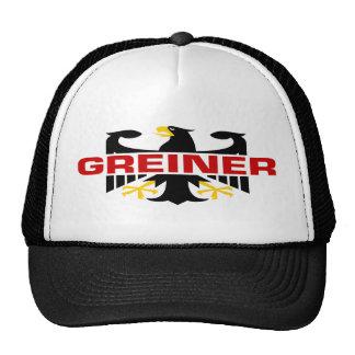 Greiner Surname Trucker Hat