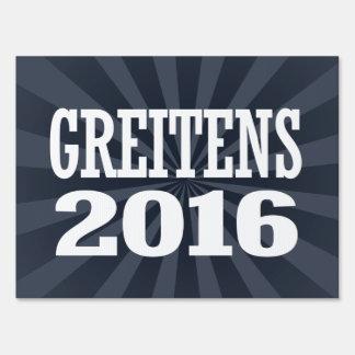 Greitens - Eric Greitens 2016 Lawn Sign