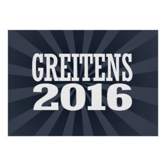 Greitens - Eric Greitens 2016 Poster