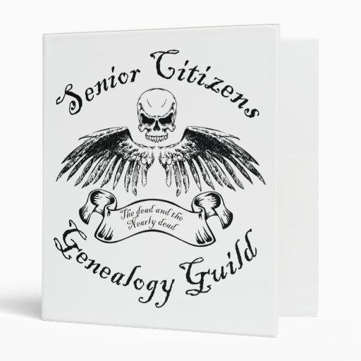 """Gremio de la genealogía de los jubilados carpeta 1"""""""