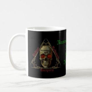 Gremio de los nigromantes taza