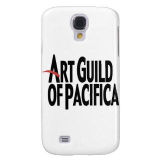 Gremio del arte de Pacifica Funda Para Galaxy S4