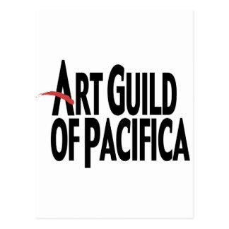 Gremio del arte de Pacifica Tarjetas Postales