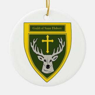 Gremio del ornamento del navidad de Huberto del sa Ornamento De Navidad
