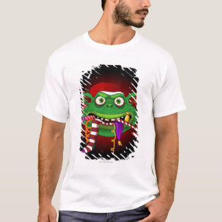 Gremlin Eating Candy T-Shirt