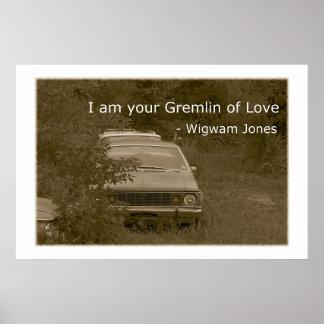 Gremlin of Love Poster