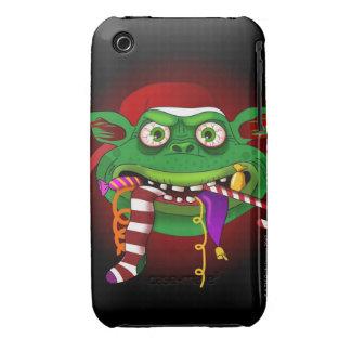 Gremlin que come el caramelo iPhone 3 funda
