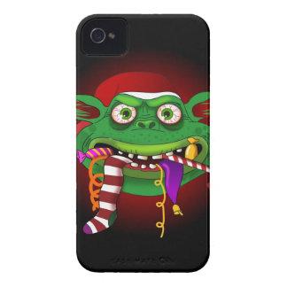 Gremlin que come el caramelo iPhone 4 protectores