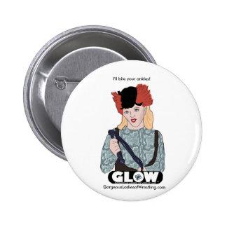 Gremlina Merchandise Pinback Button