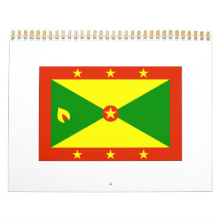Grenada 2012 calendar