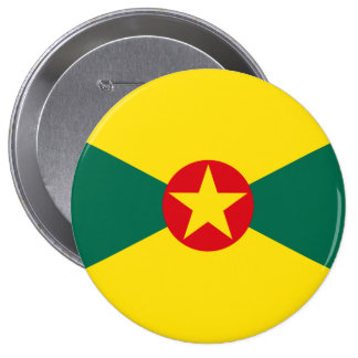 Grenada Pinback Button