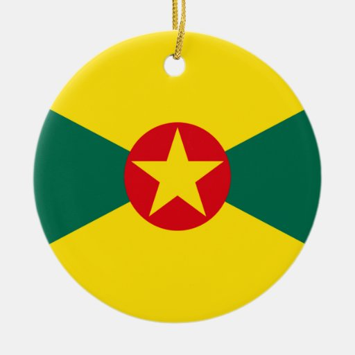 Grenada Christmas Ornaments