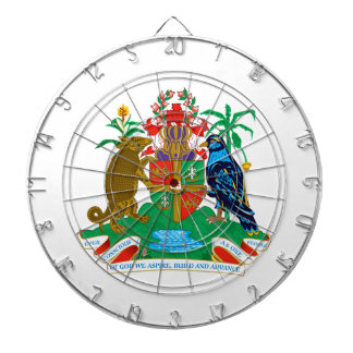 Grenada Coat of Arms Dartboard