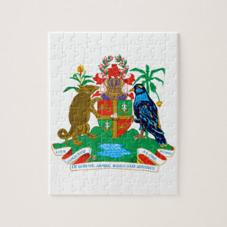 Grenada Coat of Arms Jigsaw Puzzle