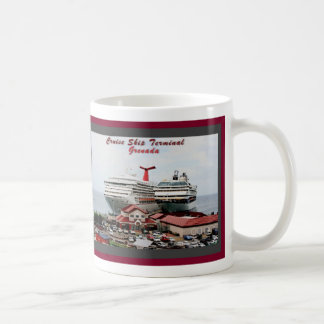 Grenada Cruise Ship Terminal, Coffee Mug