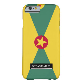 Grenada Flag Barely There iPhone 6 Case