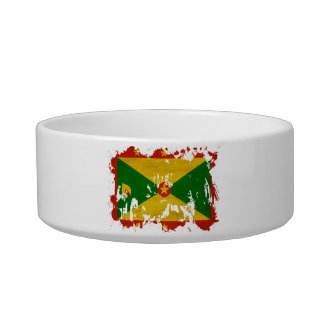 Grenada Flag Bowl