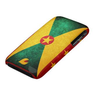 Grenada Flag Case-Mate iPhone 3 Case