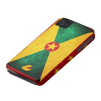 Grenada Flag Case-Mate iPhone 4 Cases