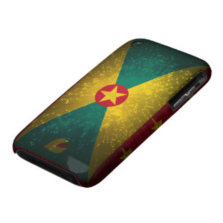 Grenada Flag Firework iPhone 3 Covers