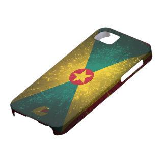 Grenada Flag Firework iPhone SE/5/5s Case