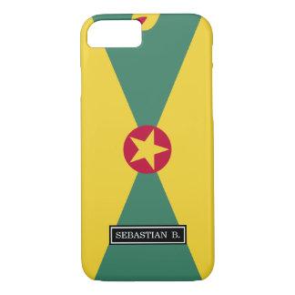 Grenada Flag iPhone 7 Case