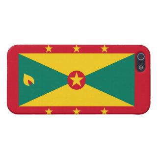 Grenada Flag iPhone SE/5/5s Case