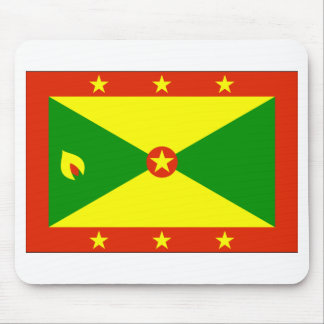 Grenada Flag Mouse Pad