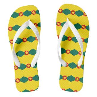 Grenada Flip Flops