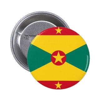 Grenada, Greenland flag Pins
