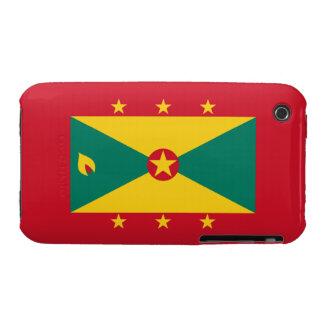 Grenada – Grenadian Flag iPhone 3 Covers