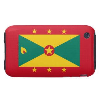 Grenada – Grenadian Flag Tough iPhone 3 Cover