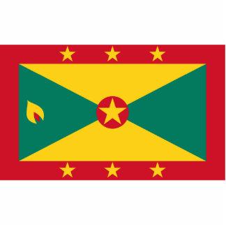 Grenada – Grenadian Flag Statuette