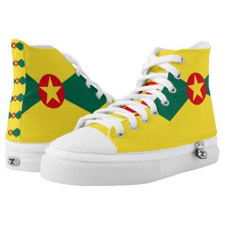 Grenada High-Top Sneakers