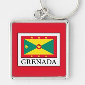 Grenada Keychain