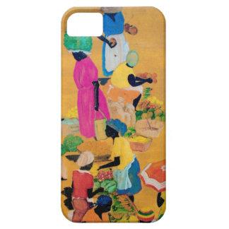 Grenada Market Scene iPhone SE/5/5s Case