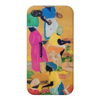 Grenada Market Scent iPhone 4 Cover