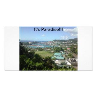 Grenada Photo card