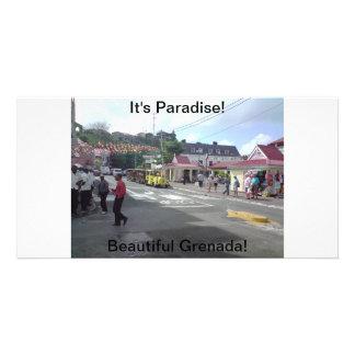 Grenada Photocards Card