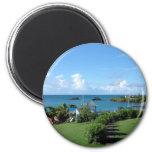 Grenada scenic refrigerator magnet refrigerator magnets