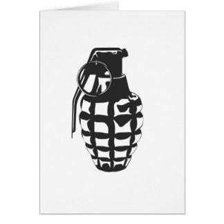 Grenade Card