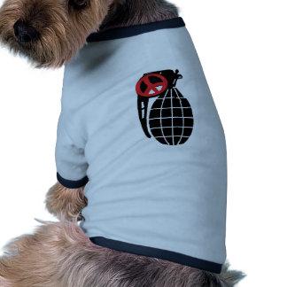 Grenade Doggie Tshirt