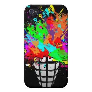 Grenade Explosion iphone4 Case For iPhone 4