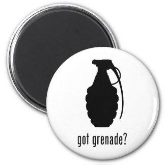 Grenade Magnet