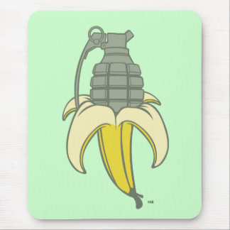 Grenade Mouse Pads