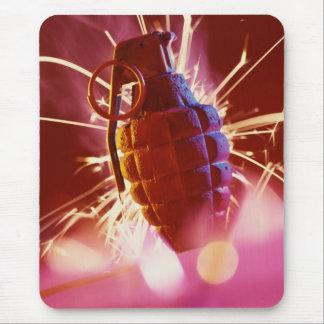 Grenade Mousepad
